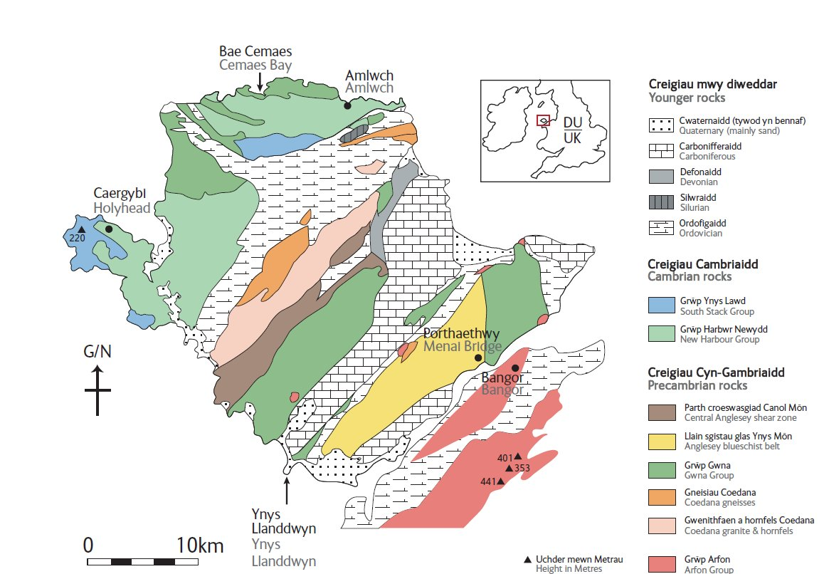 geology map