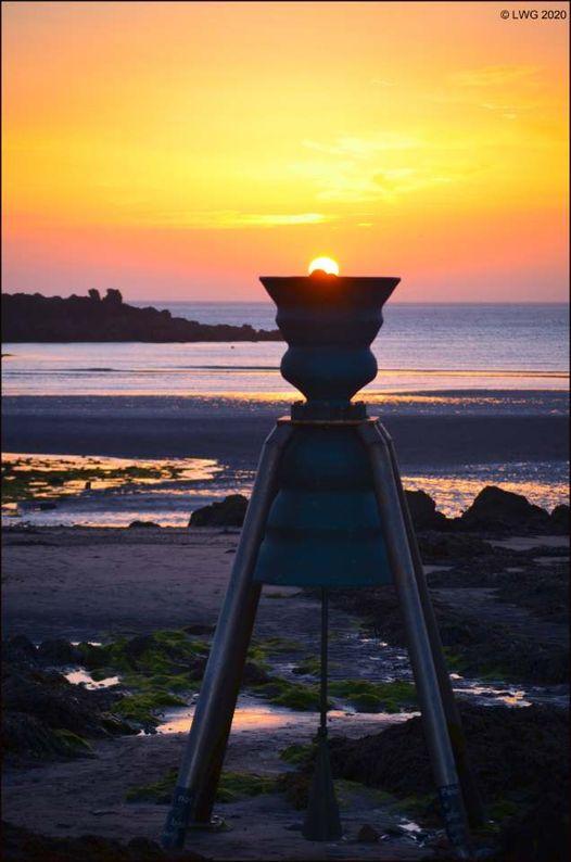 Cemaes Tide Bell (photo: Lisa Wilkinson-Gamble)